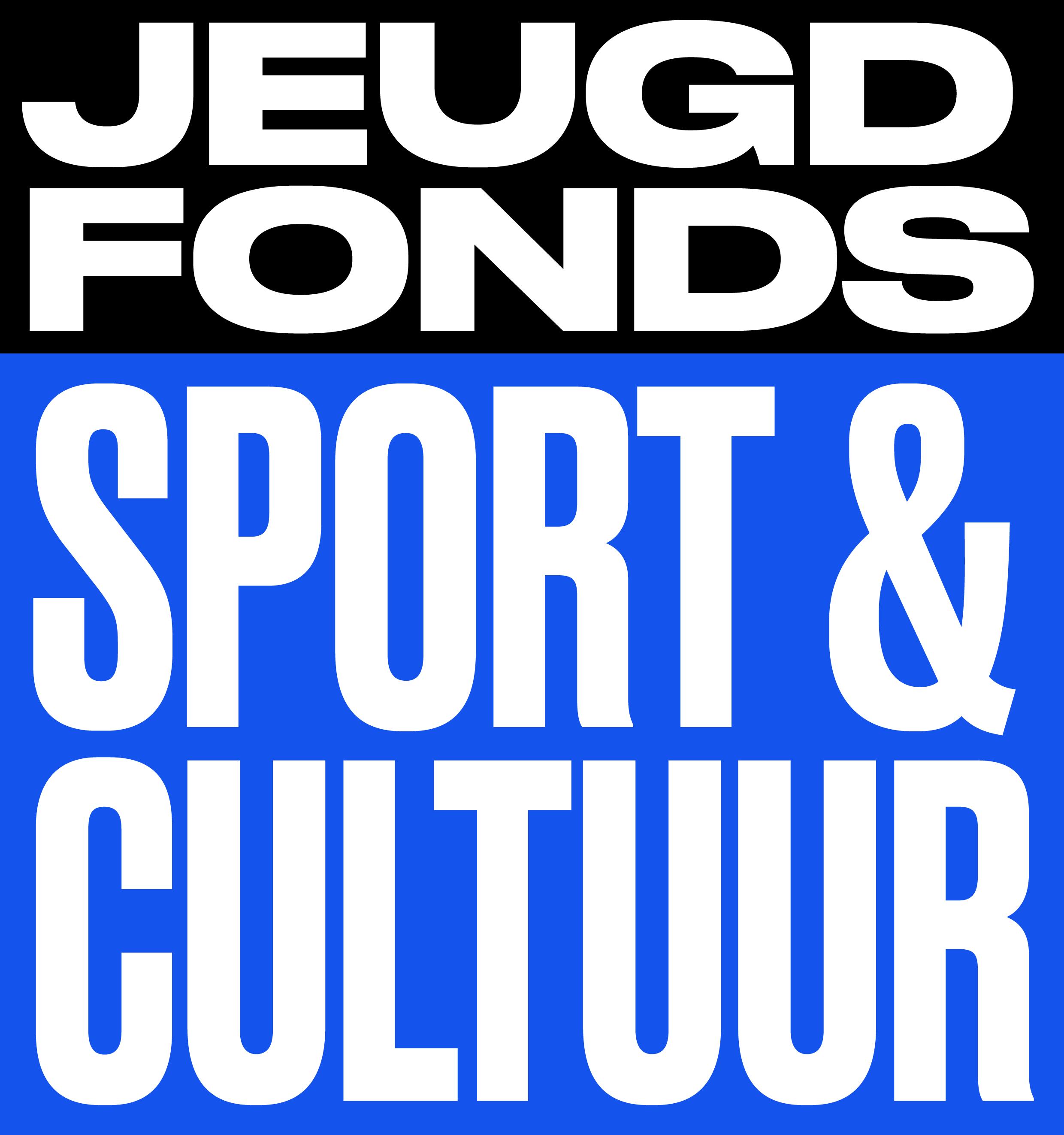Het jeugdfonds Sport & Cultuur helpt!