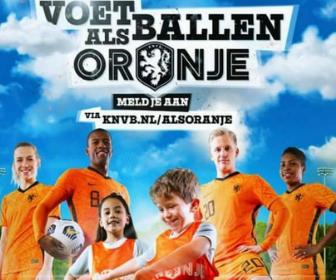 Oranjefestival en Nationale voetbaldag.